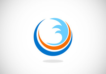 water-wave-ecology-abstract-vector-logo