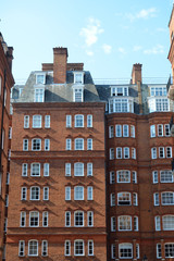 Luxury brick flats kensington