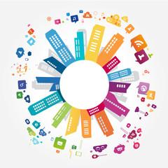réseau social