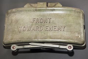Front toward enemy Vietnam war