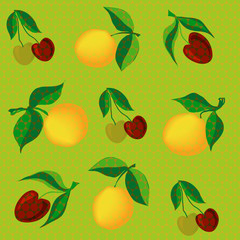 Fruit background._