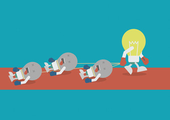 lightbulb winner
