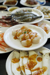 Shellfish food