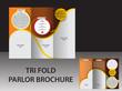 TRI FOLD PARLOR BROCHURE