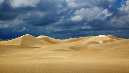 Nambung National Park Dunes