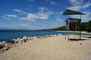 Spiaggia di Crikvenica
