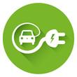 Electric car icon - 68009948