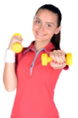 Fitness Teenager