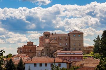 Small italian town in Piedmont.