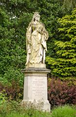 Queen Victoria statue, Abingdon
