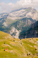 Meadow of Dios te Salve, Huesca, Spain