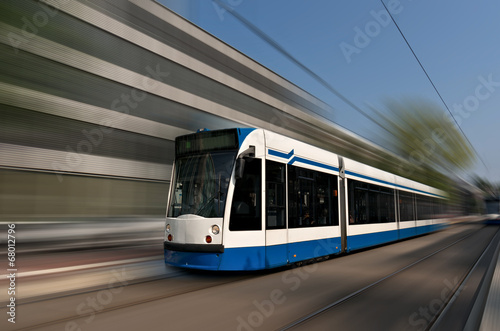 Amsterdam tramway - 68012796