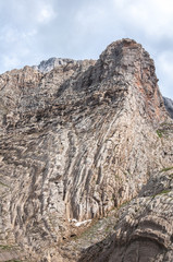 Hiking to Bisaurin Mountain, Pyrenees of Huesca, Spain