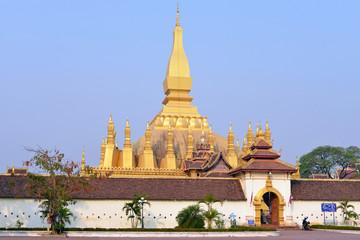 Pha That Luang, Vientián, Laos