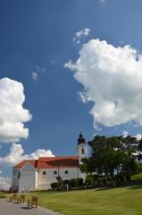 Abteikirche Tihany in Ungarn