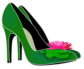 SHOES WATER-LILY