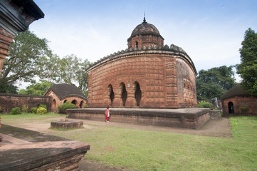 Madanmohan Temple, Bishnupur , India