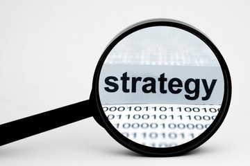 Search for strategy