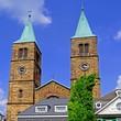 Altstadt von SCHWERTE mit Christuskirche