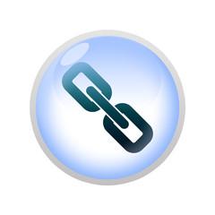 Icone bulle d'eau : lien