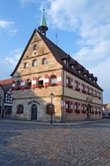 Rathaus in Lauf a. d. Pegnitz