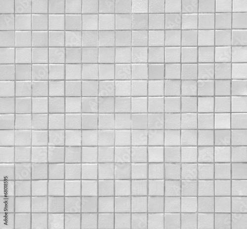 Papiers peints Pierre, Sable white mosaic