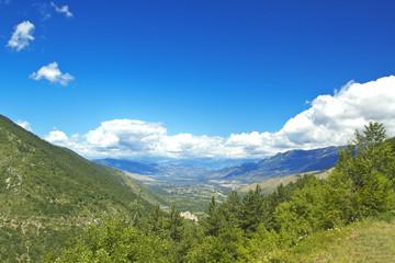 Peligna valley, Abruzzo, Italy