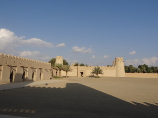 Al Jahili Fort Al Ain UAE