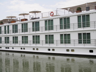 Donau-Kreuzfahrtschiff