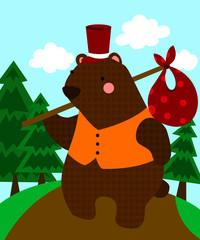 Bear Coming Home