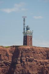 Leutturm von Helgoland