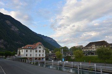 street of Interlaken