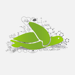 Drawing medical formulas: turtle