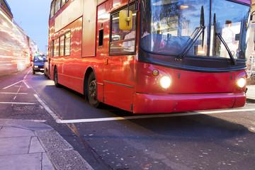 Oxford street , London.