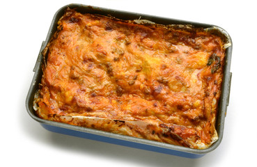 Lasagne al forno Cucina italiana Italiaanse keuken Lasaña