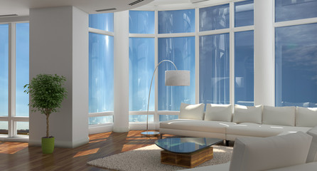 3D - Luxus Apartment 11