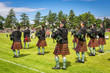 Highland Games #3 - Piper band, Scotland - 68030142