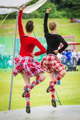 Céilidh dancing, Highland Games, Scotland