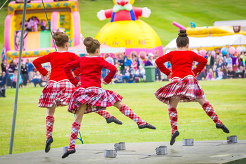 HIghland Games #7, Scotland