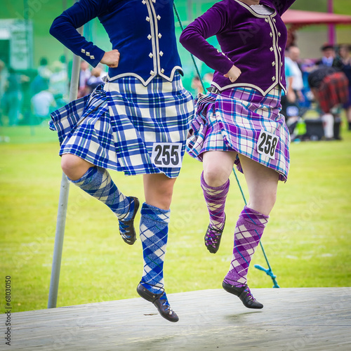 Aluminium Dance School HIghland Games #4, Scotland