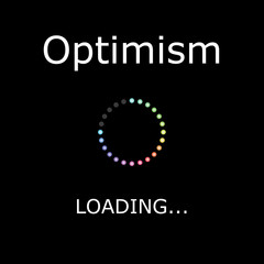 LOADING Illustration - Optimism