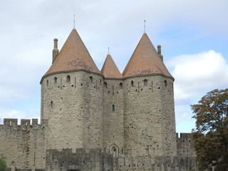 Fortress Carcassonne