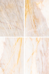 Four different natural granite texture. (high.res.) Natural patt