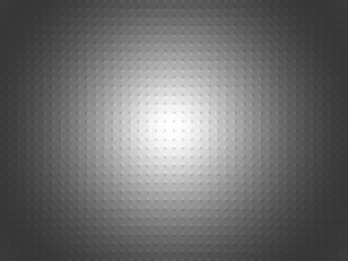 Perforated grey plastic background