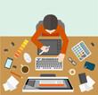 Designer management workplace