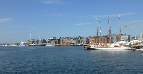Oslo seaside