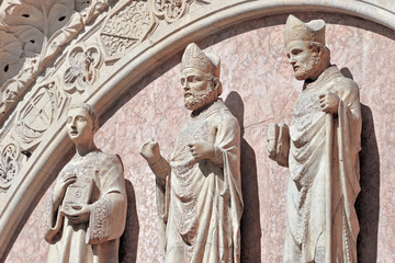 Tre santi patroni di Perugia