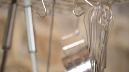 Taking away the wisk