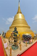 Monte Dorado, Bangkok, Tailandia