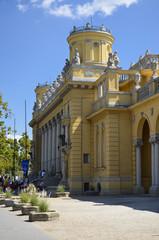 Bagni Széchenyi, Budapest.  4